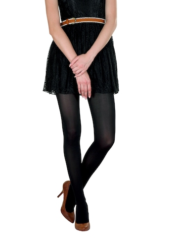 Femella Women Black Stockings