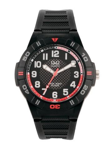 Q&Q Men Black Dial Watch