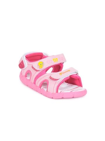 Warner Bros Kids Unisex Pink Sandals