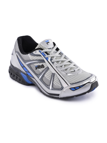 Fila Men Redemption Silver Sports Shoes