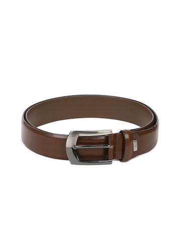 Turtle Men Brown Belt