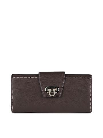 Lino Perros Women Brown Wallet