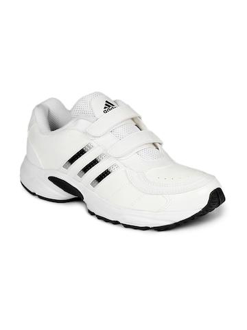 Adidas Men White Sparta Sports Shoes