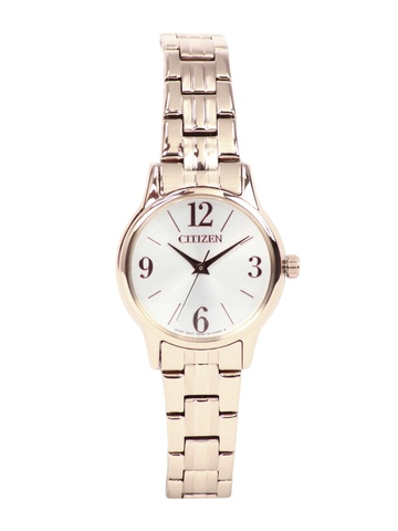 Citizen Women White Dial Watch