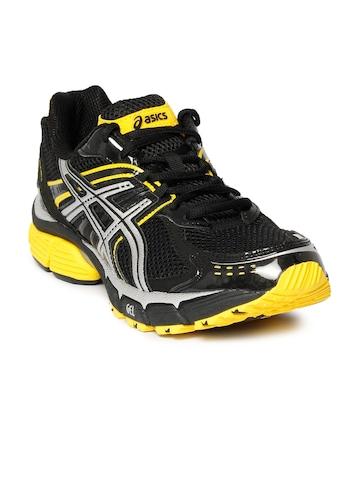 ASICS Men Gel Pulse III Running Black Sports Shoes