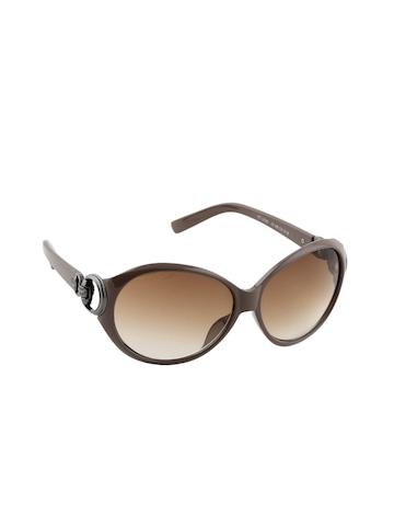Miami Blues Women Brown Sunglasses