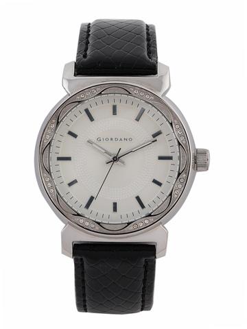 Giordano Women Silver Dial Watch