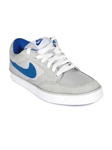 Nike Men Grey Avid Shoes