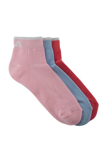 Fila Women Pack Of 3 Socks