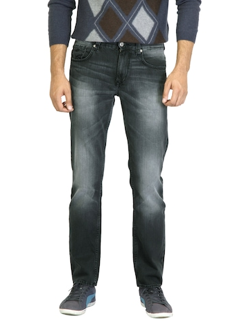 Deni Yo Men Slim Fit Black Jeans