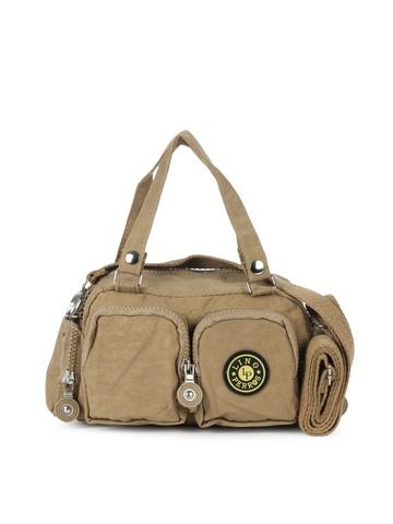 Lino Perros Women Brown Handbag