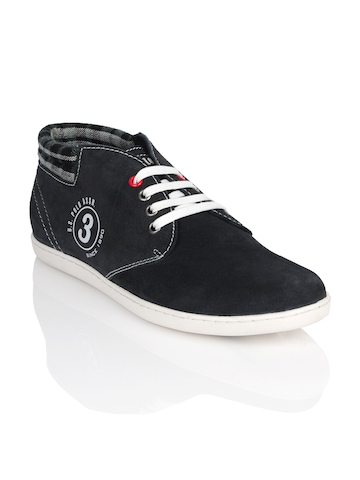 U.S. Polo Assn. Men Navy Blue Shoes