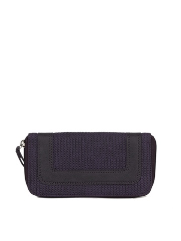 Baggit Women Yuvraj Jhuti Purple Wallet