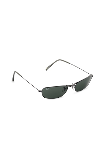 Ray-Ban Men Active Lifestyle Black Sunglasses