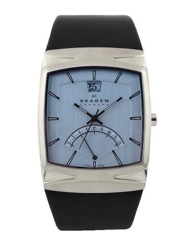 SKAGEN DENMARK Men Blue Dial Watch 568LSLZI