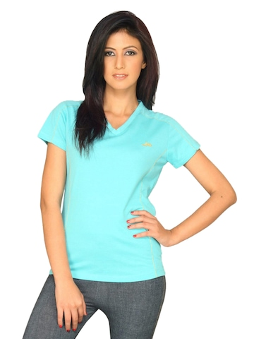 Lotto Women Cathy Blue T-shirt