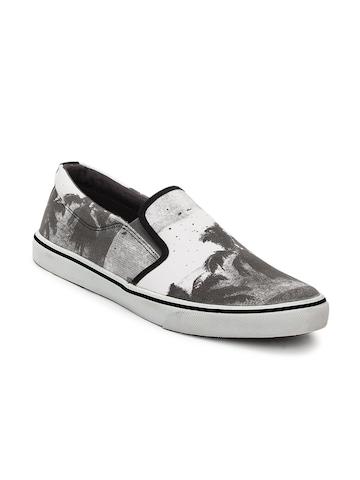 Quiksilver Men Black Foundation Casual Shoes