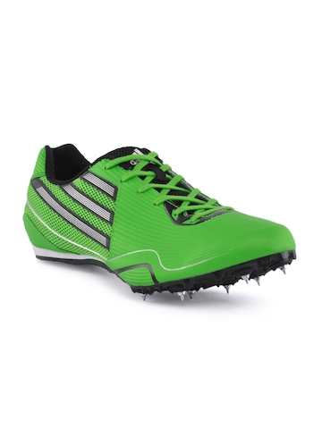 Adidas Men Green Spider 2 M Sports Shoes