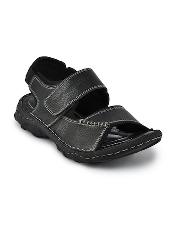 Redtape Men Comfort Black Sandals