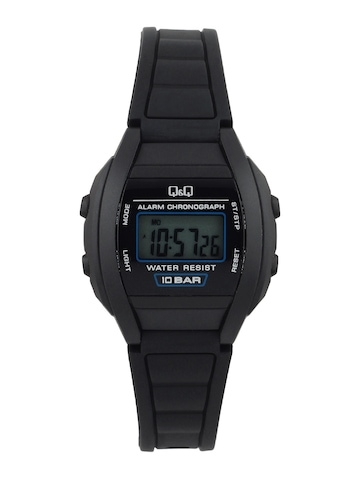 Q&Q Kids Unisex Black Digital Watch