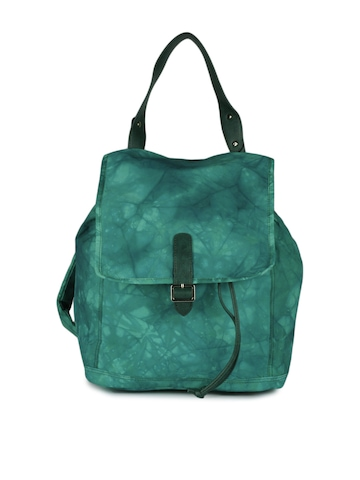 Baggit Women Green Bag