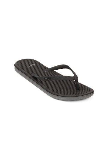 Nike Women Solarsoft Thong Black Flip Flops