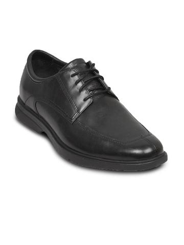 Rockport Men's Alfrew Black Shoe