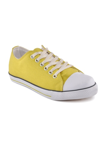 Adidas Men Yellow Color Blast Casual Shoes