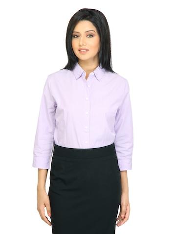 Arrow Woman Ariella Purple Shirt