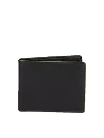 Lino Perros Men Black Wallet