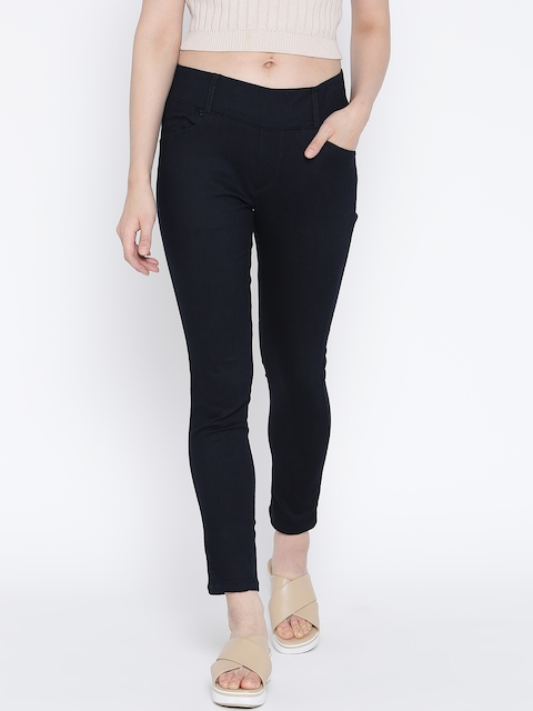 Devis Navy Jeggings