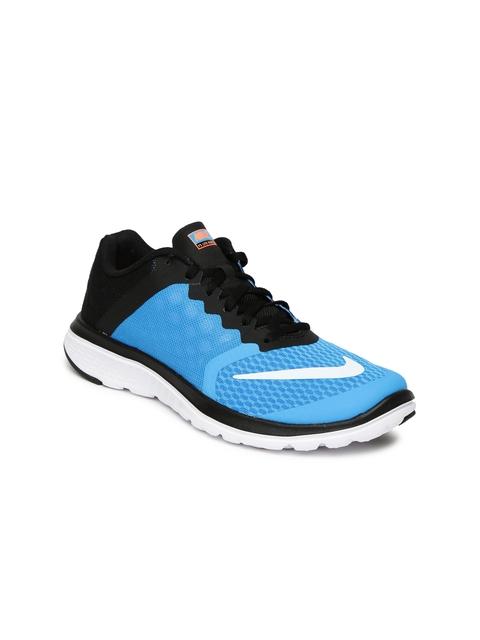 Women Blue FS Lite Run 3 Running Shoes