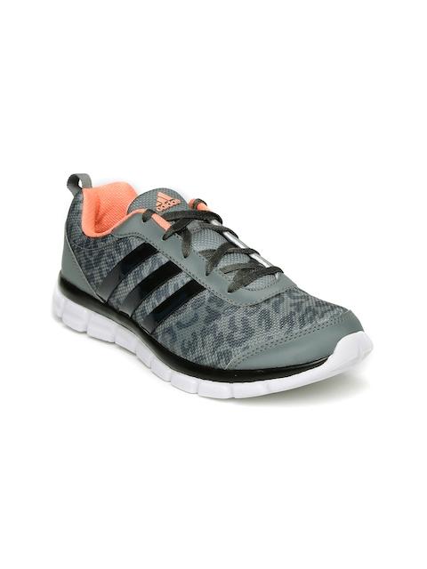 Adidas Women Grey Avitori Running Shoes