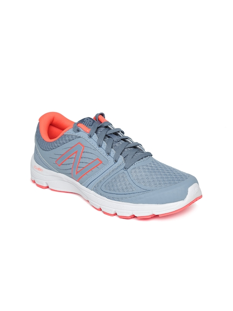 New Balance Women Grey W575LI2 Running Shoes