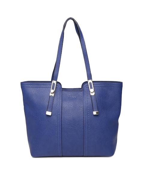 CODE by Lifestyle Blue Shoulder Bag