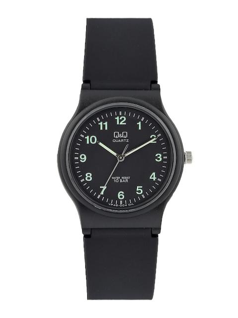 Q&Q Men Black Watch