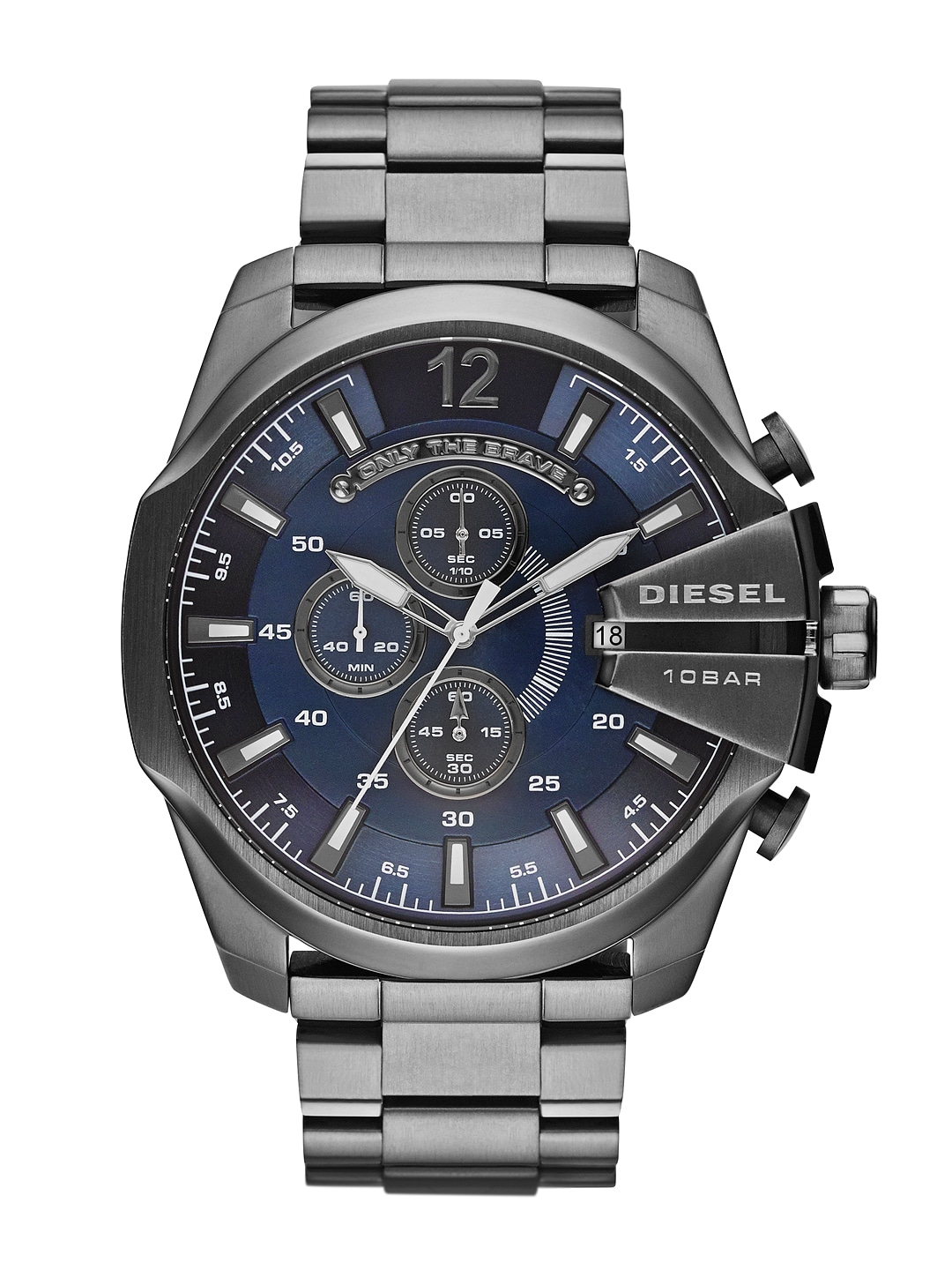 DIESEL Men Navy Dial Chronograph Watch DZ4329I
