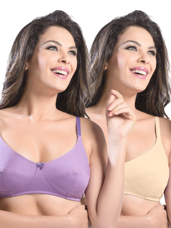 Sonari Pack of 2 Full-Coverage Bras afreen