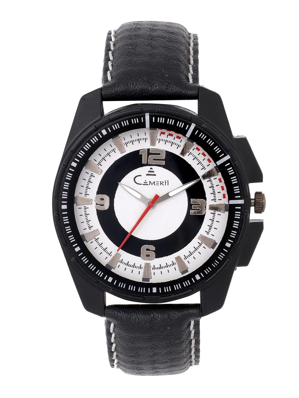 Camerii Men White Dial Watch WM190