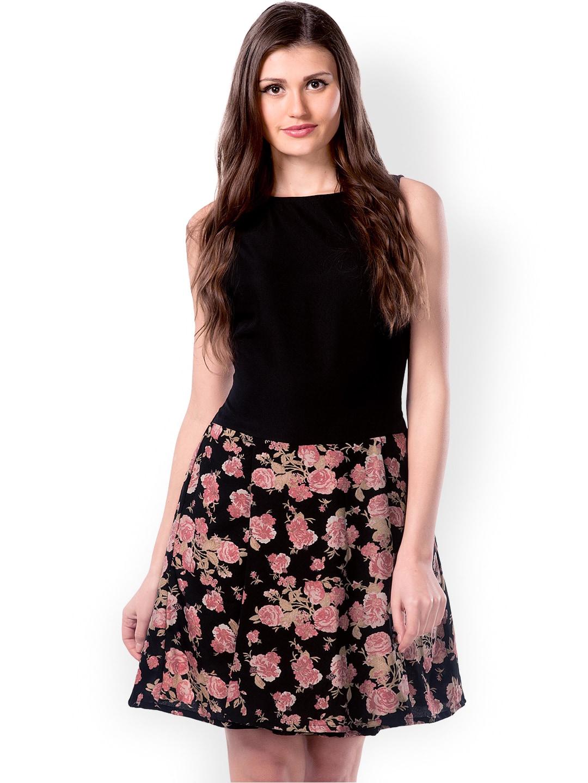 Skater Dress - Buy Latest Skater Dresses Online in India  16461ec64