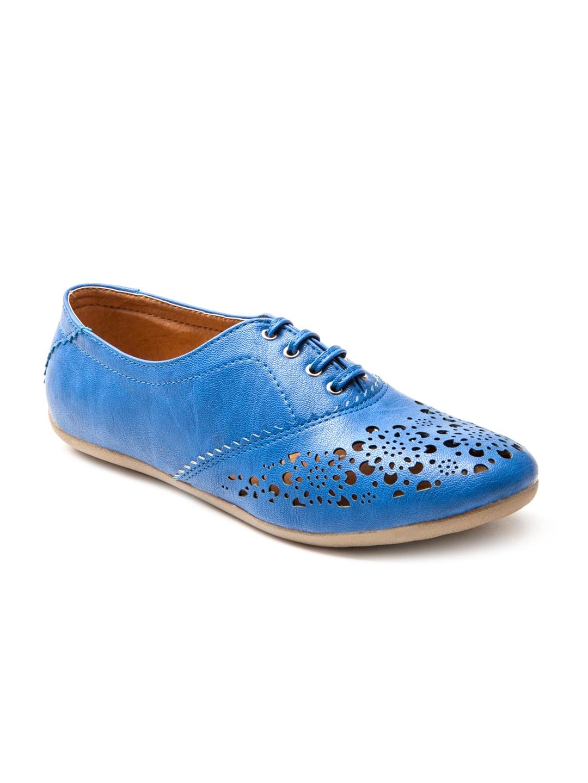 Marc Loire Women Blue Casual Shoes