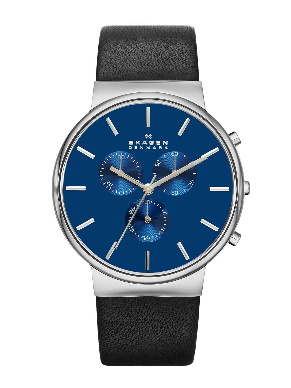 SKAGEN Women Blue Dial Chronograph Watch SKW6105I