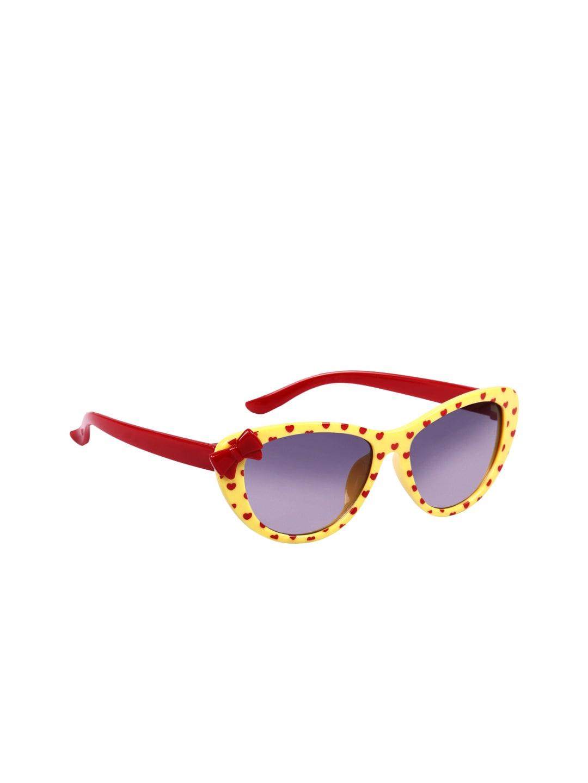 Olvin Kids Cat Eye Sunglasses OL406-07