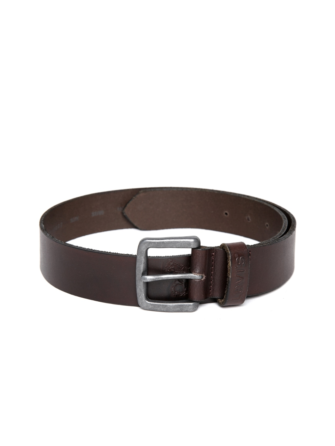 Levis Men Brown Belt