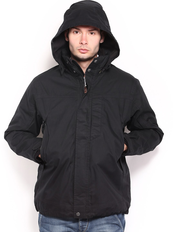 Timberland Timberland Men Black Double Jacket