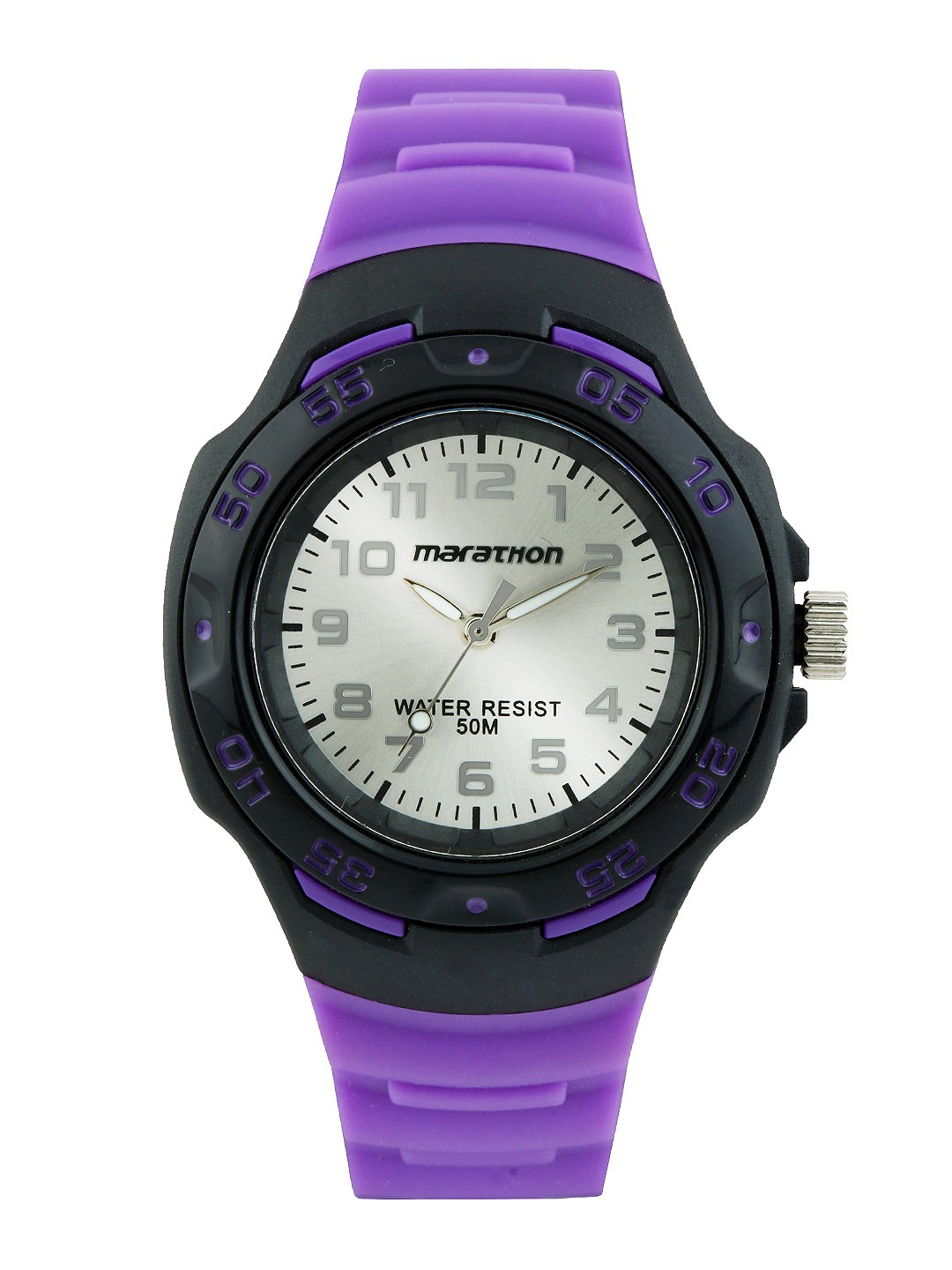 Timex Women Silver Toned Dial Watch