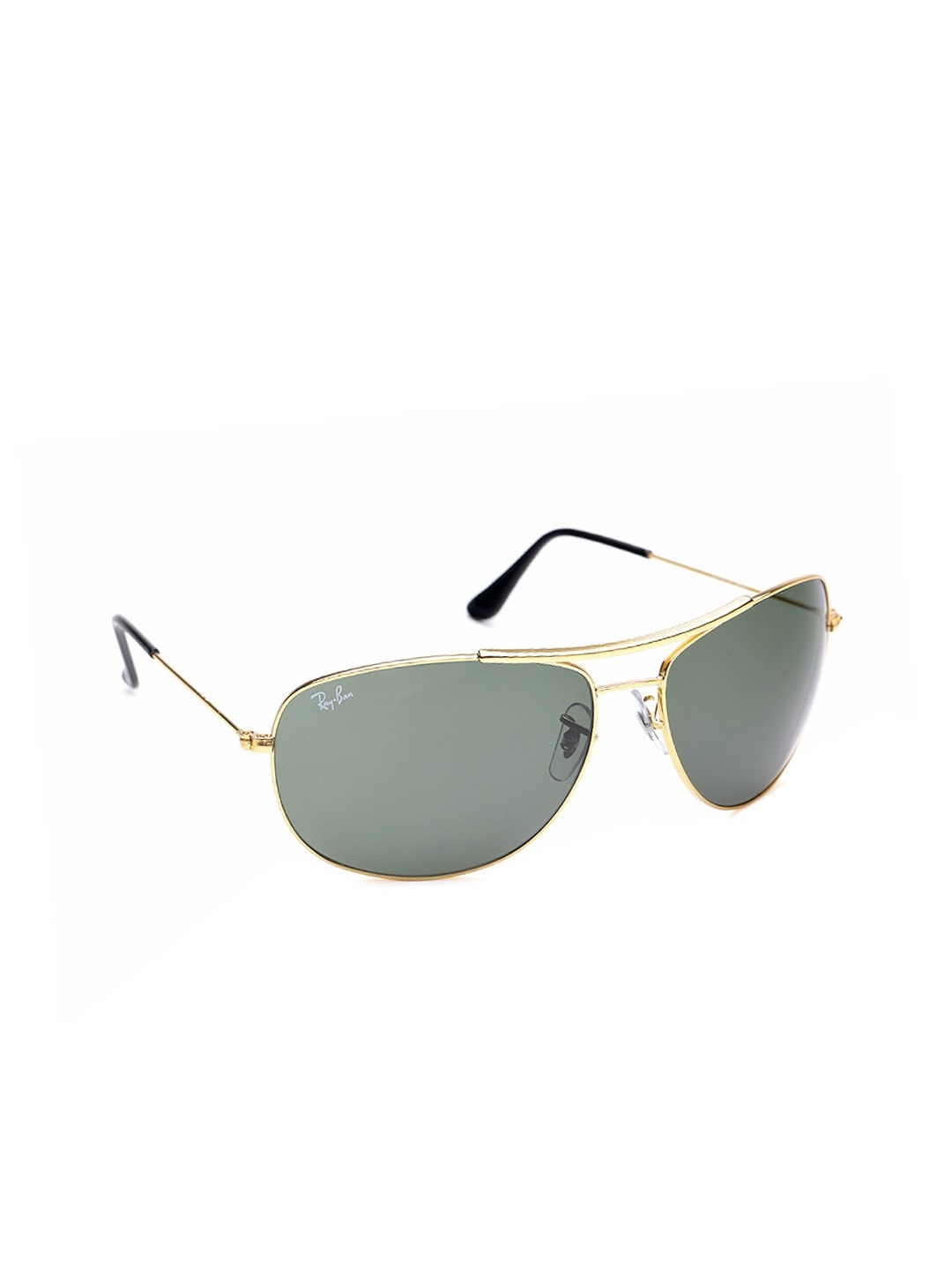 Ray-Ban Men Aviator Sunglasses 0RB3412I