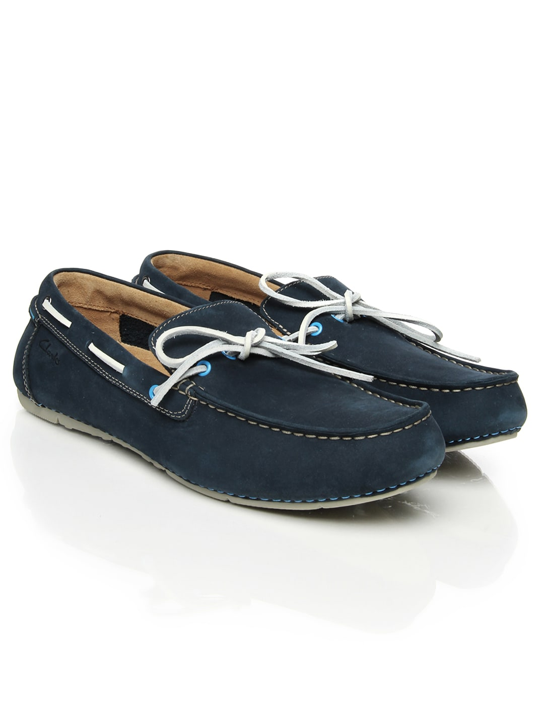 clarks mens boat shoes