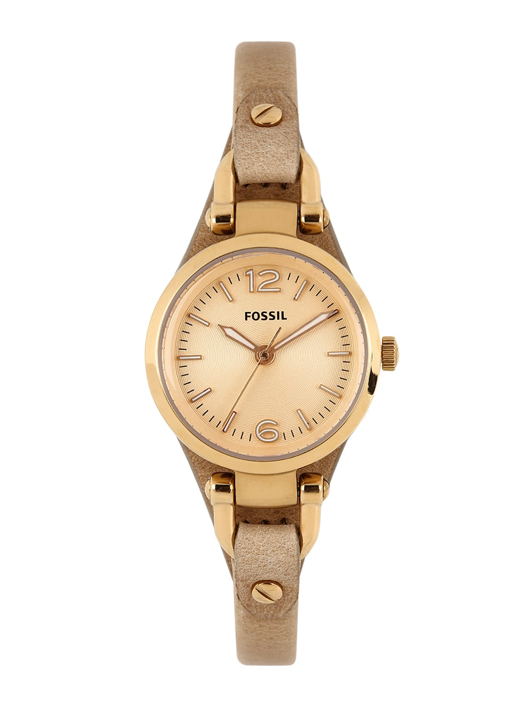 Fossil Women Beige Dial Watch ES3262I