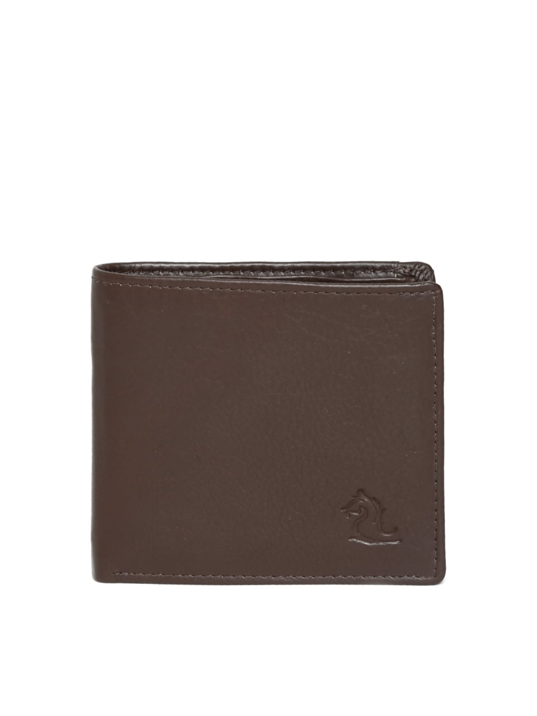 Kara Men Coffee Brown Leather Wallet